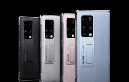 Huawei Mate X2: novo celular dobrável custa quase US$ 3 mil