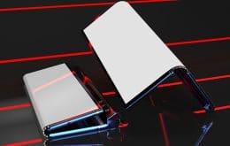 Novos smartphones com tela dobrável podem ser lançados ainda neste ano