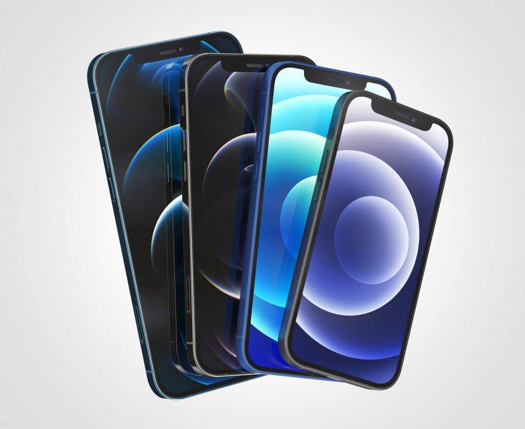 Família iPhone 12
