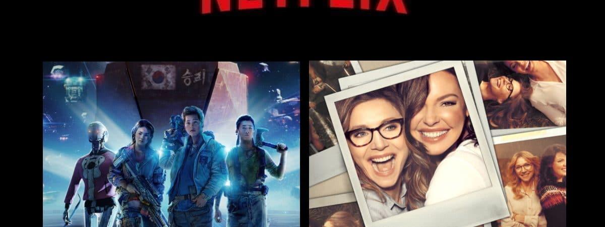 Os lançamentos da Netflix