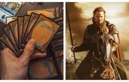 Hasbro anuncia crossover de 'Magic: The Gathering' e 'Senhor dos Anéis'