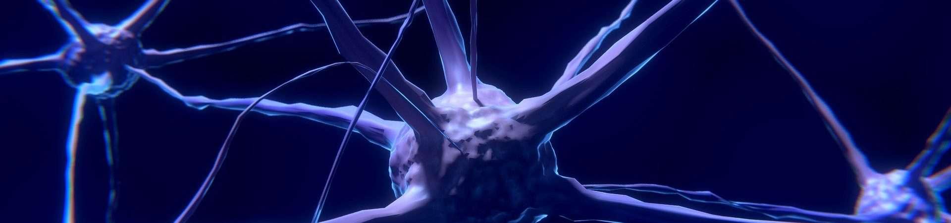 Ilustração de neurônios