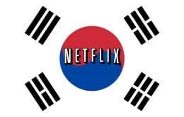 Netflix investe US$ 500 milhões em produções da Coreia do Sul