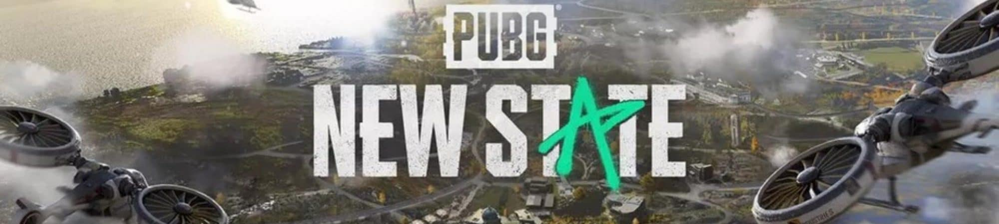 imagem do novo jogo pubg: new state para divulgação