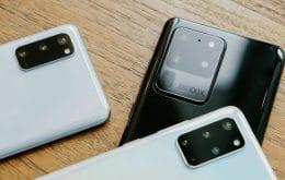 Galaxy S22: Samsung pode remover sensor ToF das câmeras