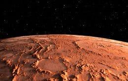 Nasa afirma que alguns organismos terrestres podem sobreviver temporariamente em Marte