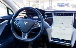Próximo carro da Tesla poderá ser destrancado pelo celular, indica FCC