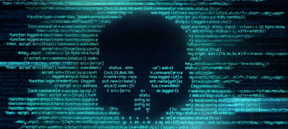 Ilustração para matérias sobre malware, como o Emotet