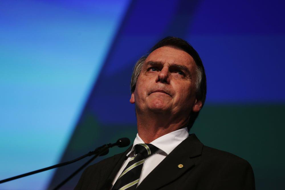 O Presidente da República, Jair Bolsonaro, foi uma das autoridades que teve dados expostos no megavazamento de janeiro.