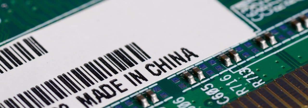 Chip da China