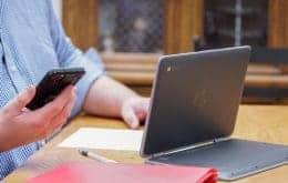 Google cria app para espelhar tela de celulares Pixel em Chromebooks