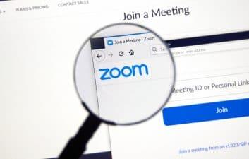 El error de zoom puede mostrar información confidencial al compartir la pantalla