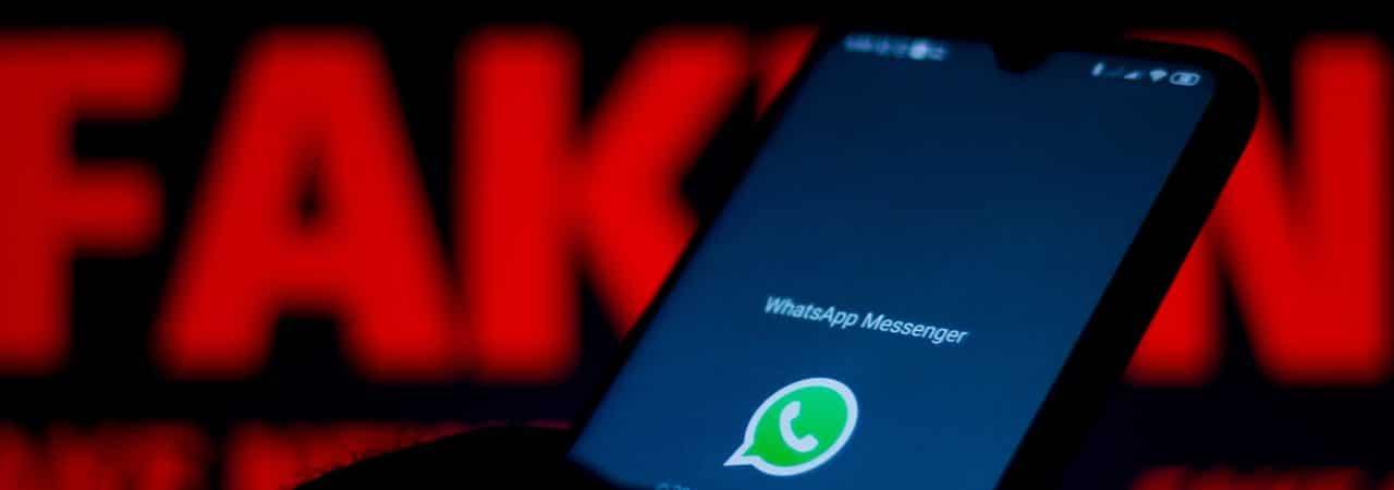 WhatsApp Fake News disinformation