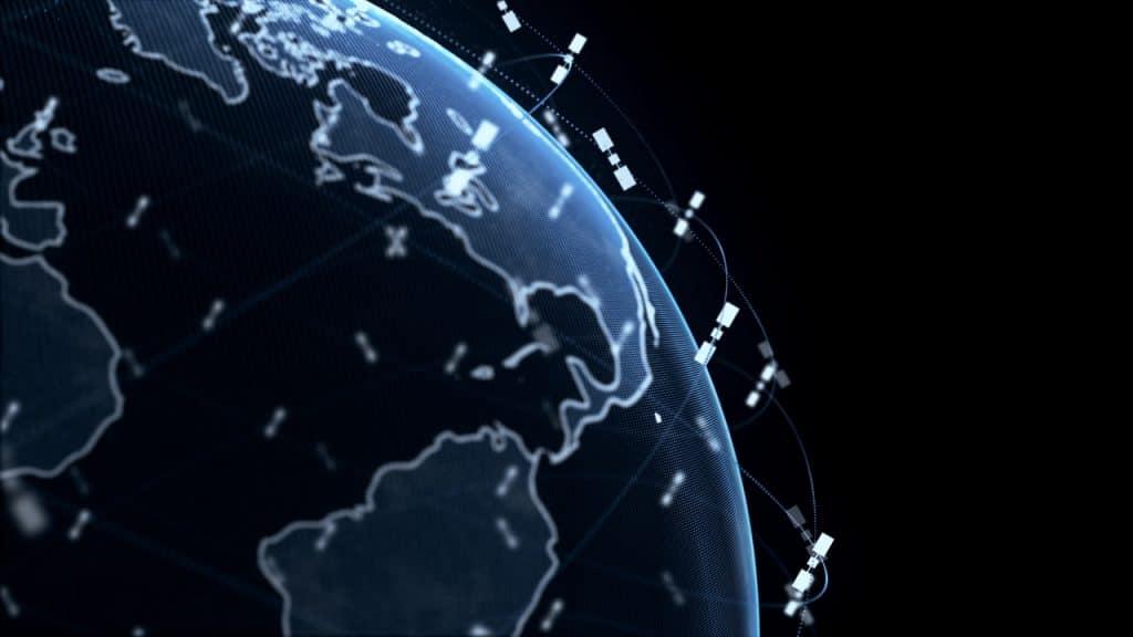 Constelação de satélites da SpaceX