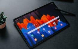 Samsung Galaxy Tab S8 pode vir com chip Snapdragon 888