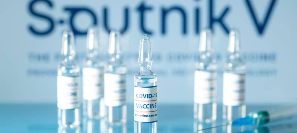Brasil quer comprar vacinas Sputnik V