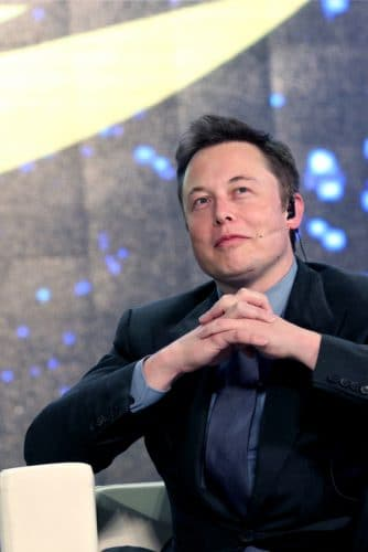 Elon Musk moves into 36 square meter house