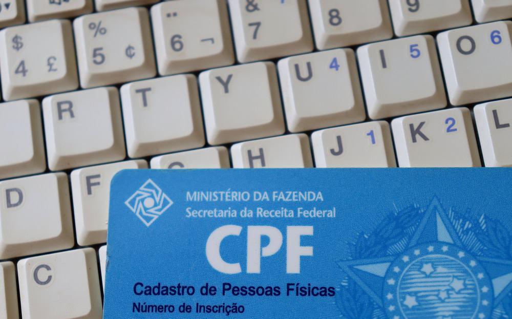 Vazamento CPF