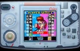 """Clássico de 1999, """"SNK vs. Capcom: Match of the Millennium"""" já está disponível para o Switch"""