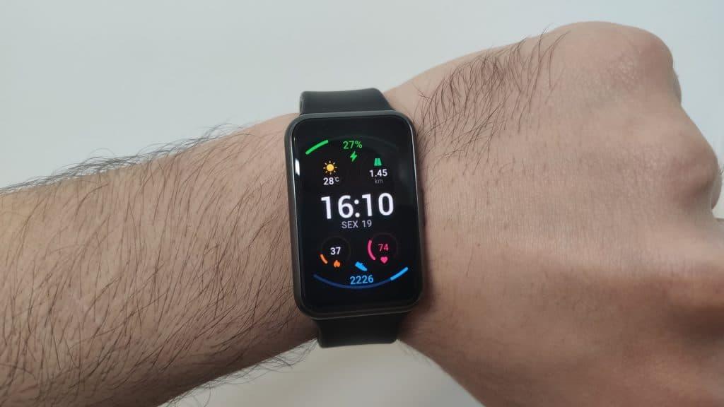 Huawei Watch Fit - Tela