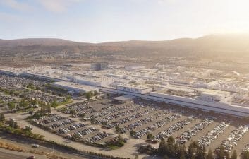 High demand forces Tesla plant in US to reopen