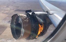 Incidentes com motor de aviões Boeing 777 preocupam autoridades