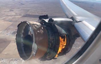 Los incidentes con el motor del Boeing 777 preocupan a los funcionarios