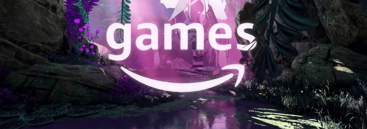 Logotipo de Amazon Games