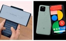 LG Wing e Google Pixel 5 vão ganhar compatibilidade com 5G nos EUA