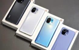 Xiaomi Mi 11 Lite pode ser lançado em breve