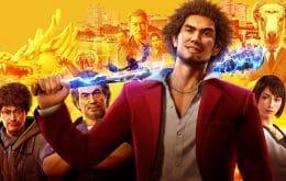 """Atualização de """"Yakuza: Like a Dragon"""" traz ao jogo legendas em português"""