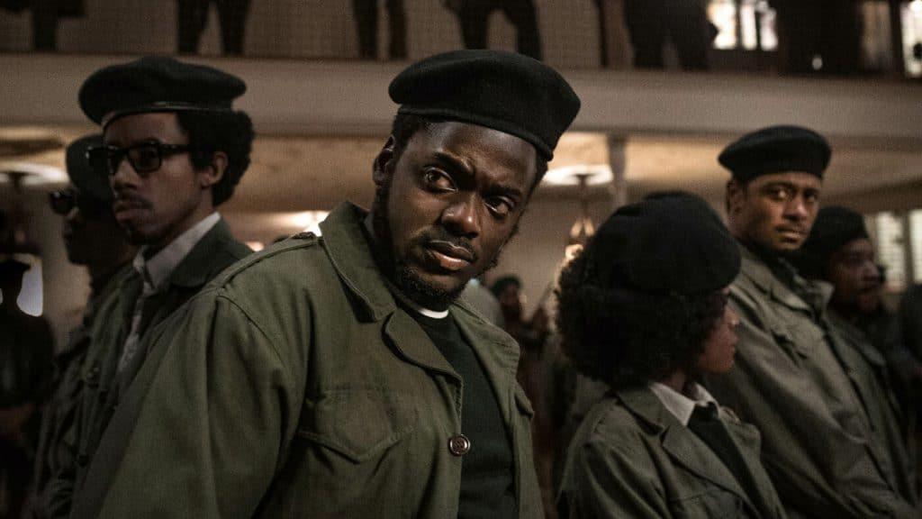 Daniel Kaluuya em 'Judas e o Messias Negro'. Imagem: Warner Bros/Divulgação