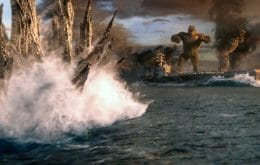 'Godzilla vs Kong' tem novos pôsteres divulgados na China