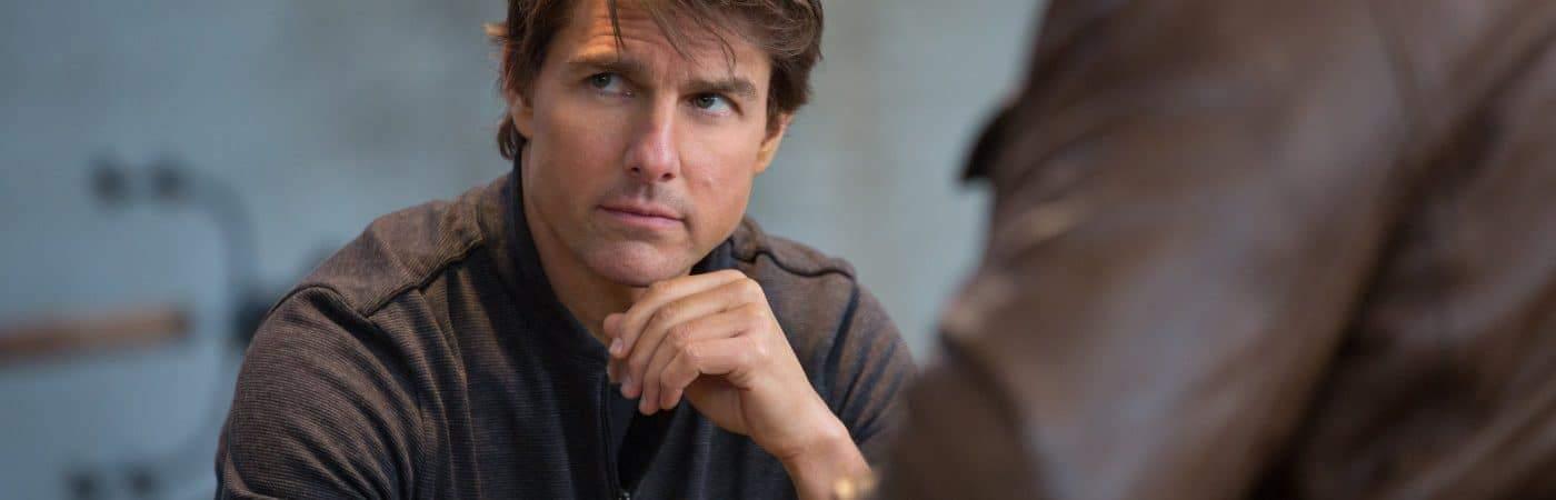 Tom Cruise em 'Missão: Impossível – Nação Secreta'. Imagem: Paramount Pictures/Divulgação