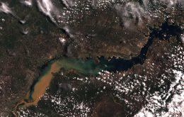 Primeiras imagens do Amazônia 1 são recebidas pelo Inpe no Brasil