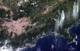 Inpe divulga as primeiras imagens do satélite brasileiro Amazônia 1