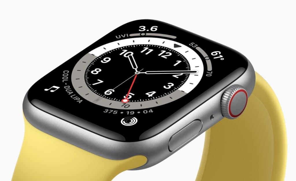 Apple Watch SE, versão de baixo custo do relógio da Apple.