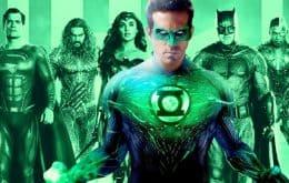 Quem é o Lanterna Verde que aparece no 'Snyder Cut' de 'Liga da Justiça'?