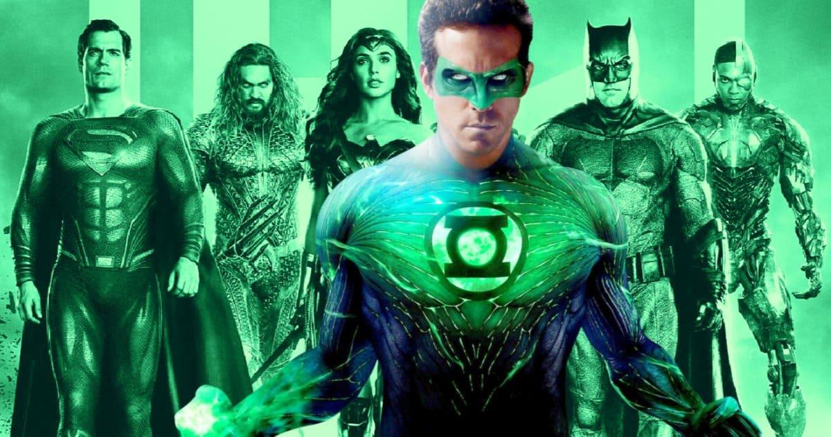 Quem é o Lanterna Verde do 'Snyder Cut' de 'Liga da Justiça'? - Olhar  Digital
