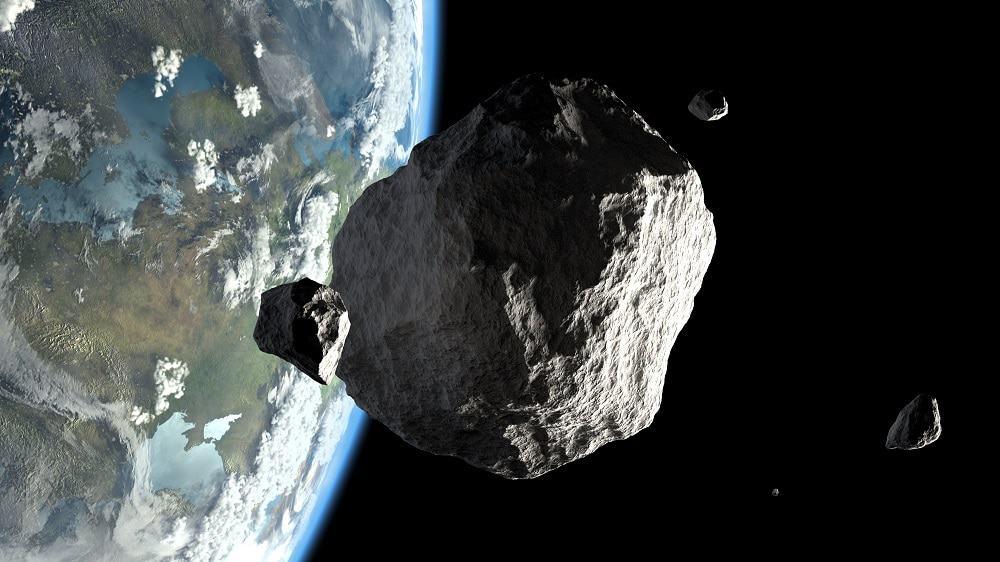 Asteroide de meio quilômetro se aproxima da Terra essa semana