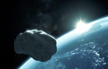 Un asteroide del tamaño de un automóvil atravesó la Tierra