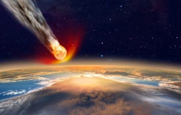 Piece of asteroid that scraped across Earth explodes in the Florida sky