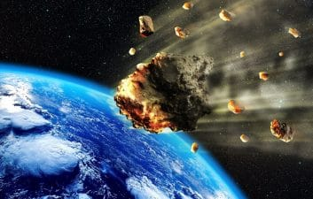 Why are we discovering more and more asteroids and registering more meteors?