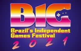 Começa hoje: BIG Festival oferece mais de 100 jogos online até o próximo domingo (9)
