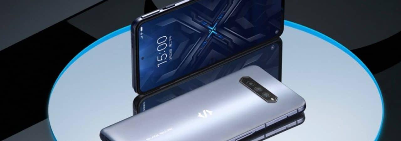 Black Shark 4, smartphone gamer da Xiaomi