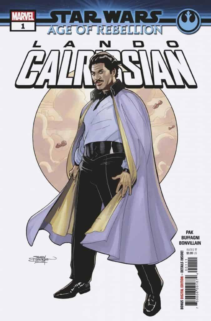 Star Wars Lando gay pansexual