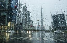 Lluvia tecnológica: Dubai tiene tormenta creada por drones