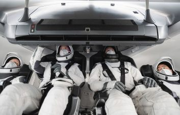 Crew-2: SpaceX llevará astronautas a la Estación Espacial el próximo jueves; mirar