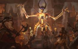 Diablo II Resurrected: Gamers poderão fazer saves da versão antiga do jogo.