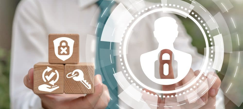 Imagem ilustra o profissional responsável pela segurança e privacidade de dados de uma empresa, o DPO